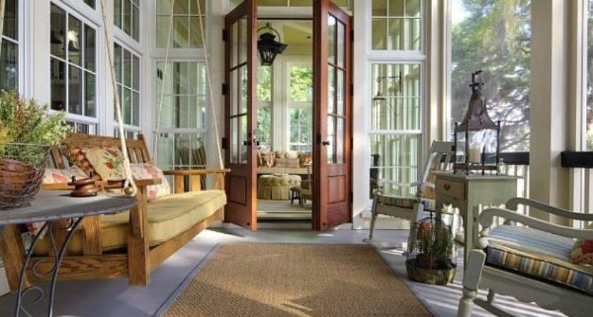 Three Easy Porch Pick Ups
