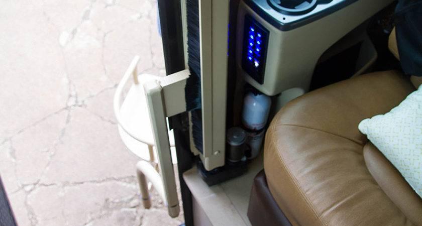 Tiffen Handicap Seat Lift Installation