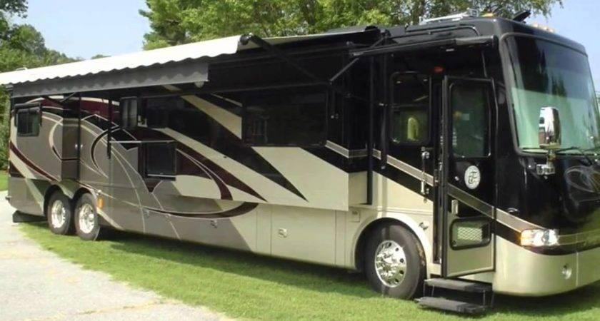 Tiffin Allegro Bus Luxurious Rentals Youtube