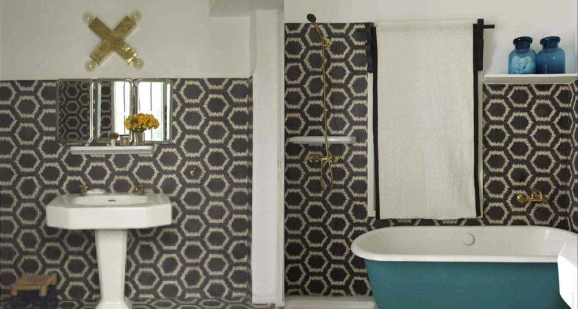 Tile Bathroom Floor Backer Board Peenmedia