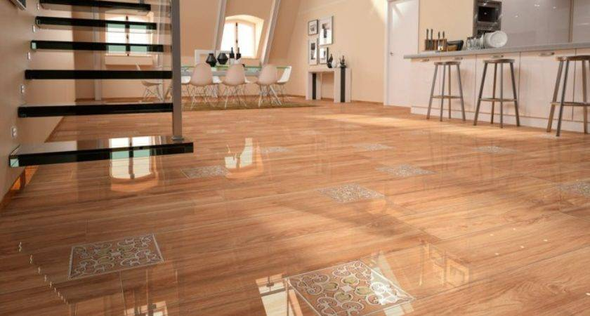 Tile Floor Designs Living Rooms Interior Design