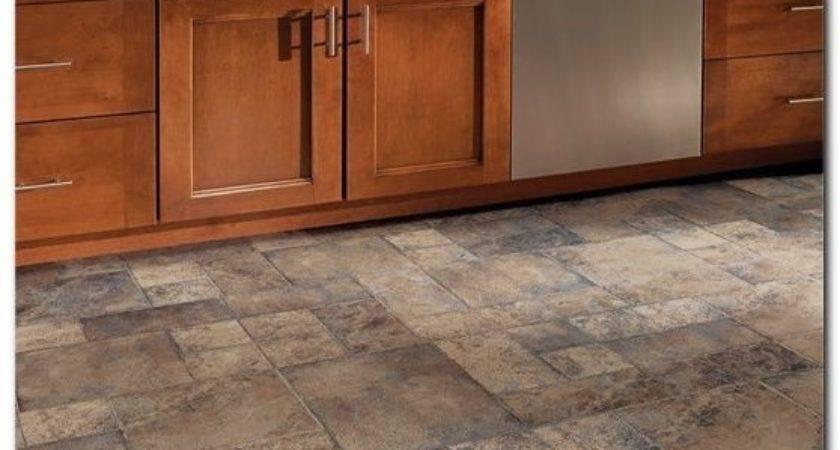 Tile Laminate Flooring Kitchen Design Ideas