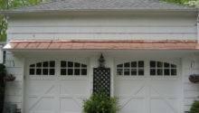 Tile Roof Overhang