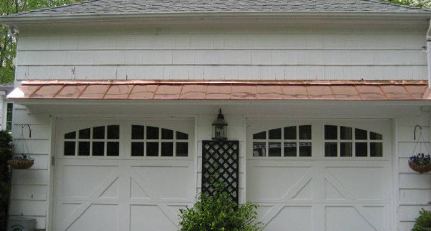 Tile Roof Overhang