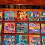 Tiles Home Design Art Painting Ideas Kids