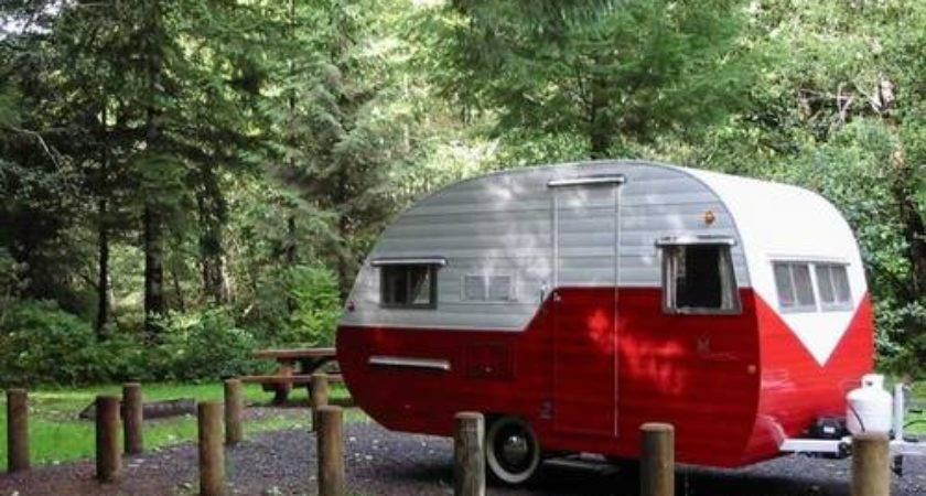 Time Fess Want Vintage Camper Off Topic