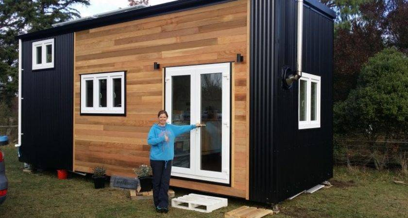 Tiny House Chassis Trailer Small Portable Homes