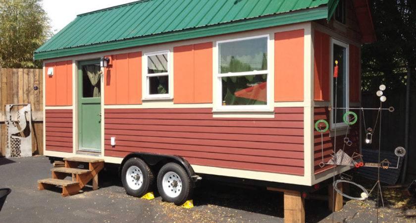 Tiny House Hotel Inhabitat Green Design Innovation