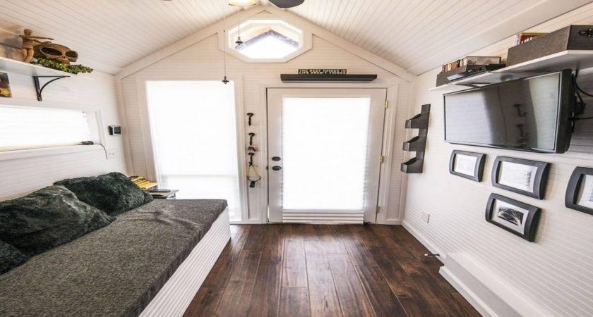 Tiny House Interior Bathroom Inside