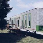 Tiny House Semi Trailer Conversion Blog