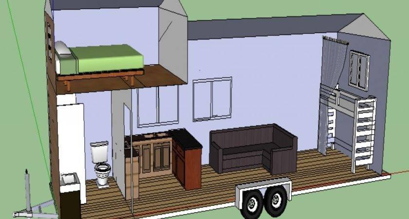 Tiny House Trailer Plans Escortsea