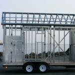 Tiny House Trailer Plans Home Design Style