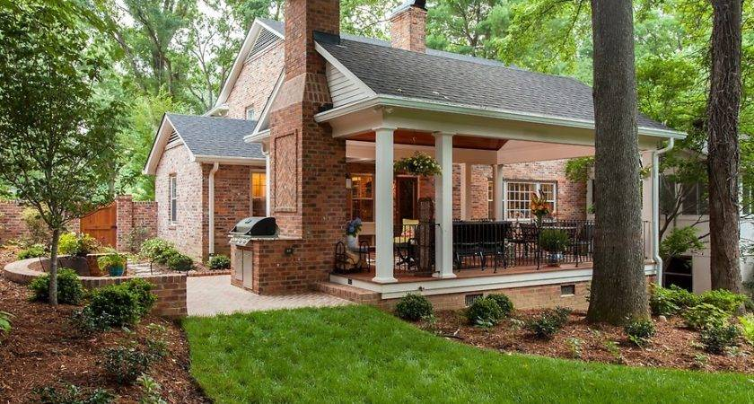 Tips Designing Best Outdoor Kitchen Porch Advice