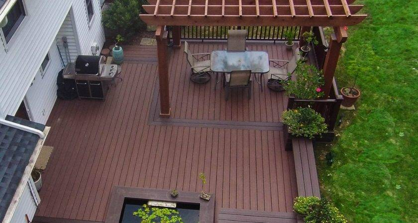 Tips Enchanting Outdoor Patio Design Ground Level