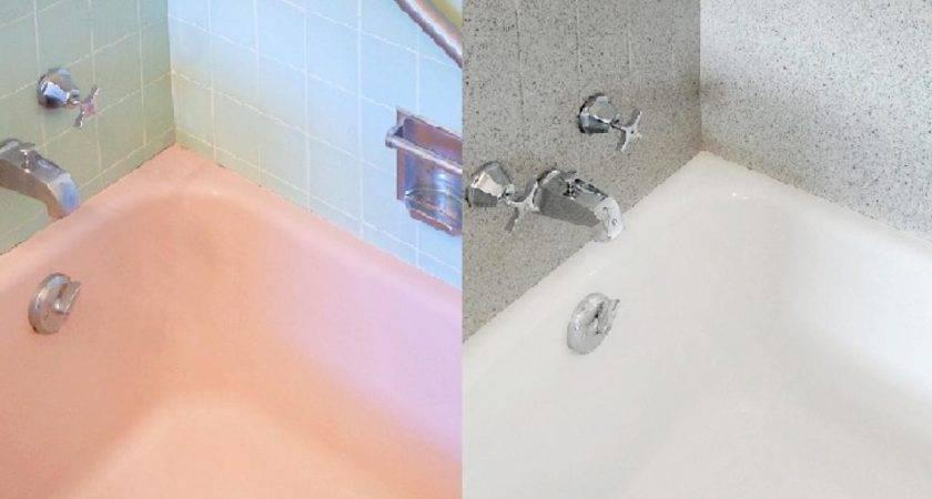 Tips Pros Painting Bathtubs Tile Diy