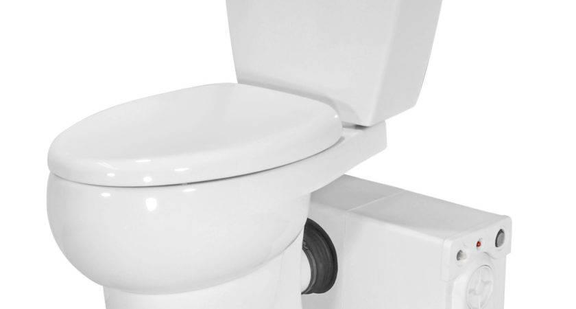 Toilet Bowl White Bone Bathroom Anywhere System