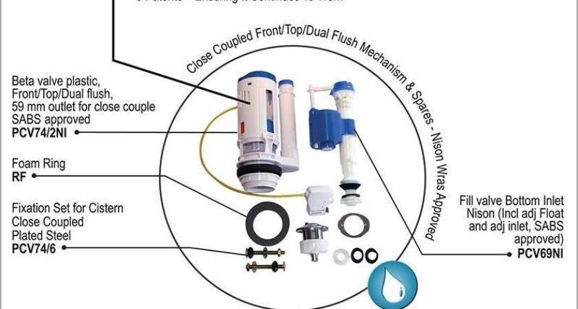 Toilet Flush Valves Spares Archives