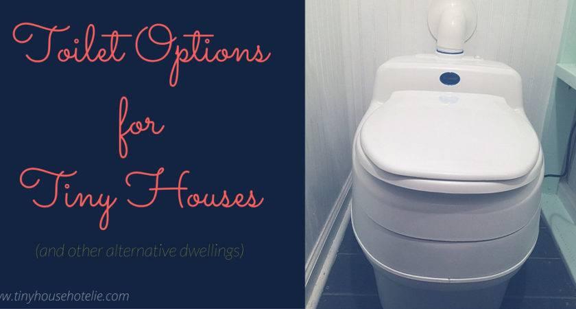 Toilet Options Tiny House Rentals Hotelie