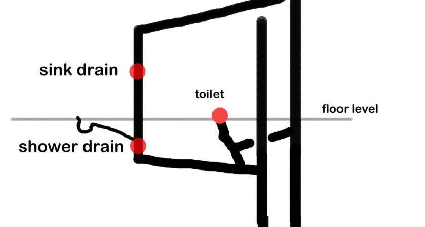 Toilet Plumbing Diagram Estate Buildings Information Portal