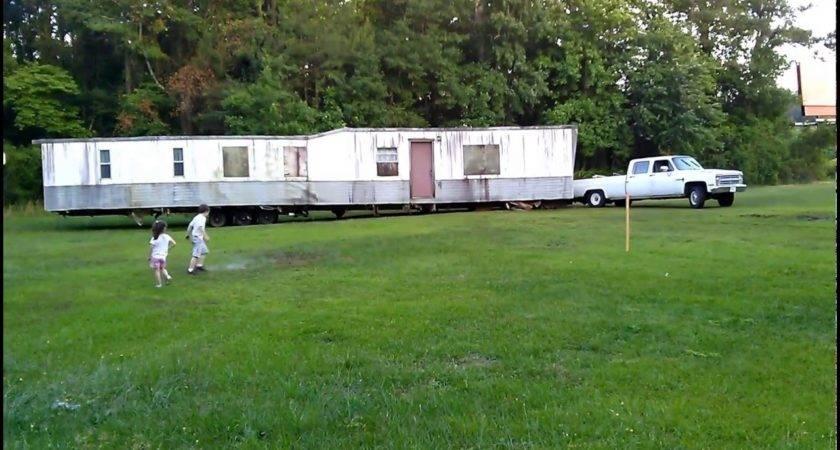 Ton Truck Moving Mobile Home Doovi