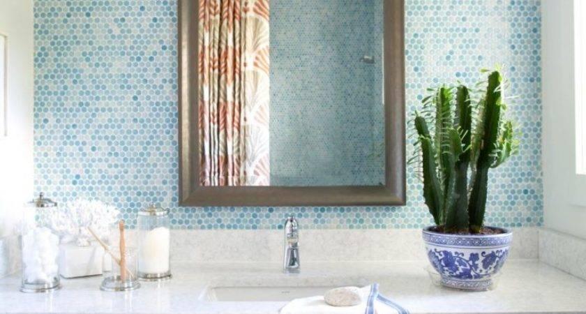 Top Bathroom Tile Trends Hgtv Decorating