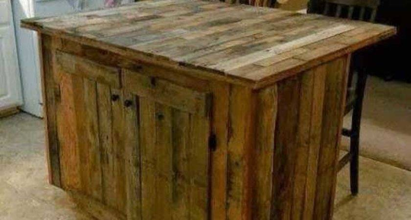 Top Best Diy Pallet Projects Kitchen Amazing