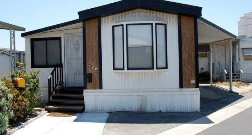 Top Best Mobile Home Exteriors Ideas Pinterest
