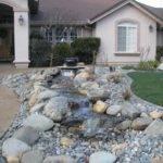 Top Front Yard Landscaping Ideas Rocks Jbeedesigns