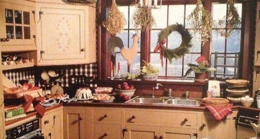 Top Ideas Primitive Country Kitchen Decor Modernhousemagz