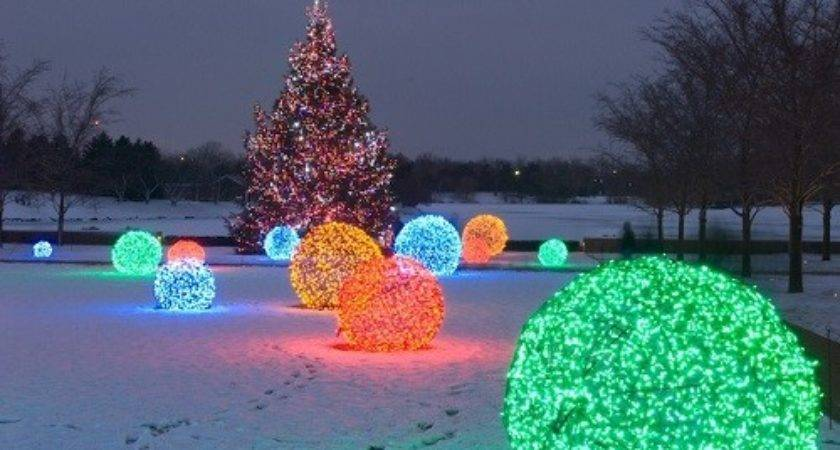 Top Outdoor Christmas Lights Ideas