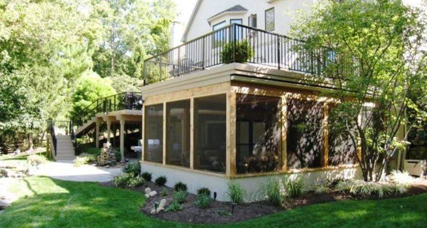 Top Reasons Build Your New Screened Porch