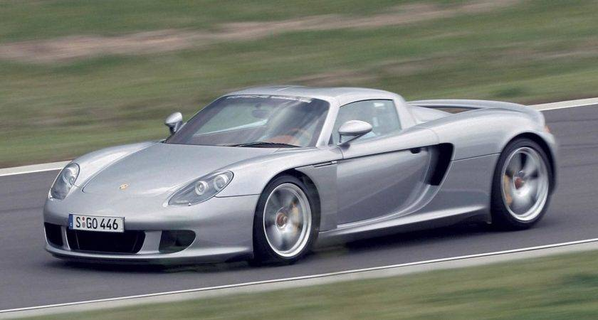 Top Ten Porsche Models Last Decade