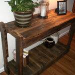 Top Wooden Pallet Sofa Table Ideas Pallets Designs