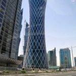 Tornado Tower Qatar Buhayofw