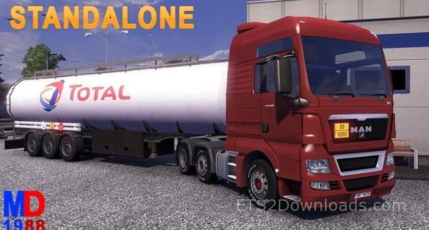 Total Trailer Euro Truck Simulator Mods