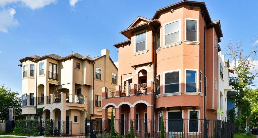 Townhome Builders Houston Titan Homes