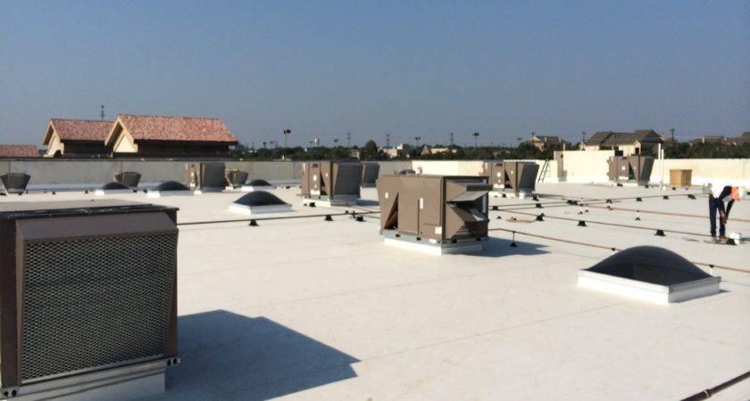 Tpo Roofing Sculpture