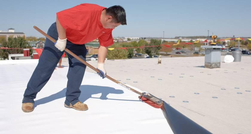 Tpo Top Why Roofing Material Continues Shine