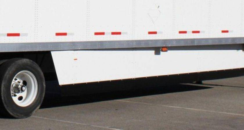 Tractor Trailer Skirts Professional Aftermarket