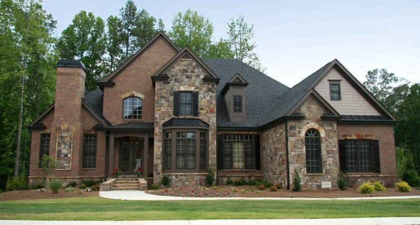 Traditional Home Designs Awesome Stone Combination Wall
