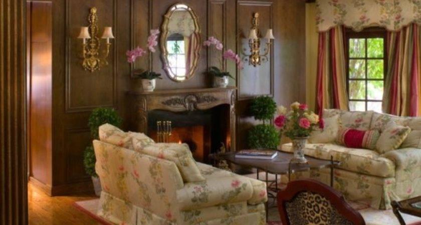 Traditional Living Room Cor Ideas