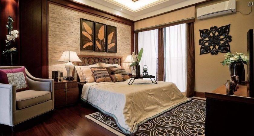 Traditional Modern Master Bedroom Interior Decor
