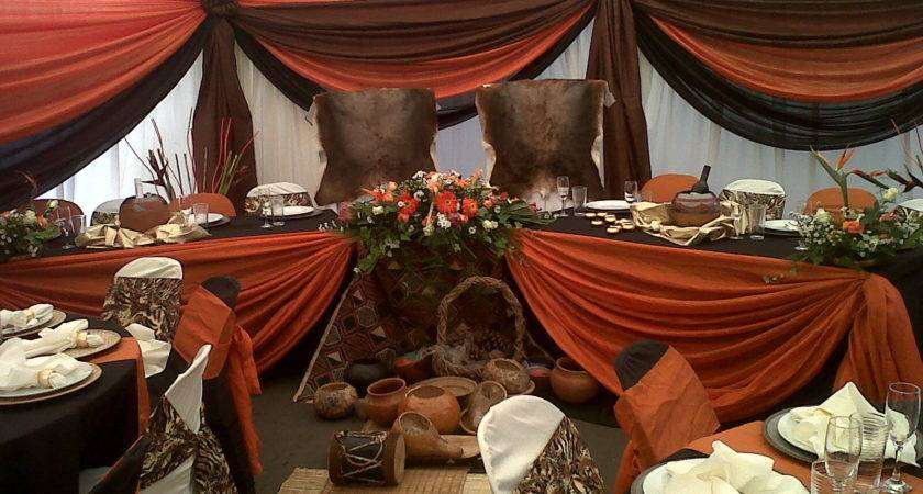 Traditional Wedding Decor Romantic Decoration