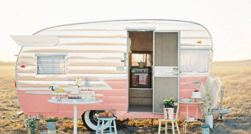 Trailer Decoration Ideas Camper Decor Dreamer