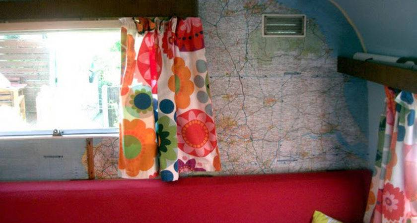 Trailer Decoration Ideas Camper Decor