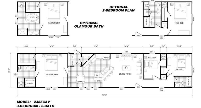 Trailer Home Plans Escortsea