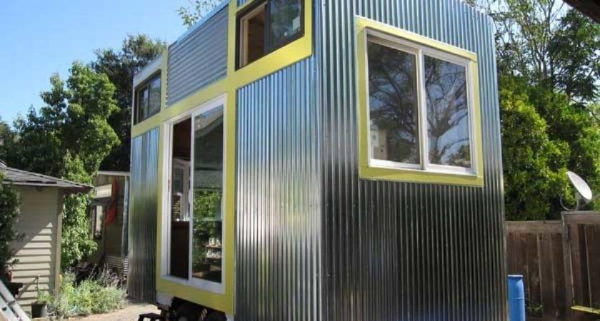 Trailer House Interior Design Modern Modular Home