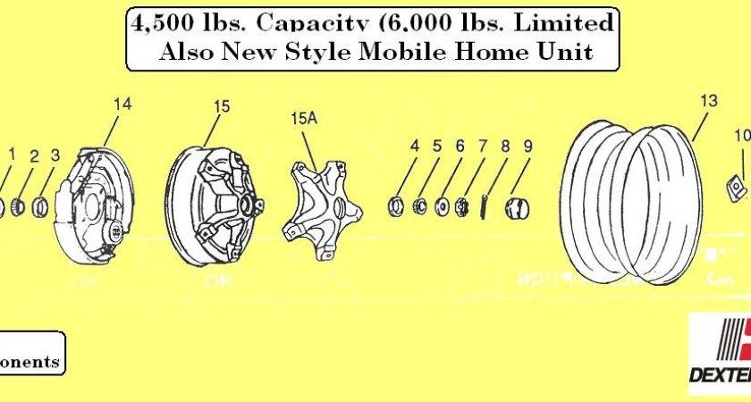 Trailer Hubs Lbs Capacity Mobile Home Unit