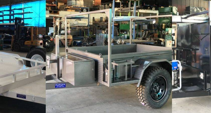 Trailer Manufacturers Buy Trailers Melbourne Europe