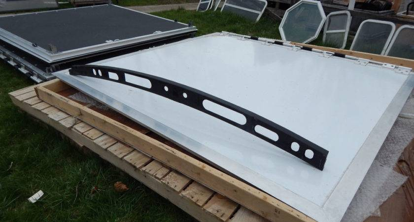 Trailer Motorhome Shed Roof Truss Plastic